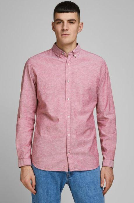 ροζ πουκαμισο