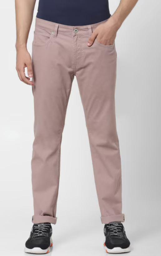 ροζ σομον παντελονι