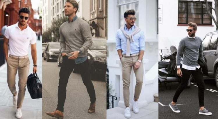 smart casual ντυσίματα