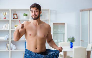 άνδρας έχασε κιλά