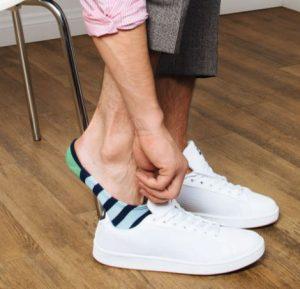 αόρατες κάλτσες