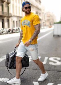 κιτρινο μπλουζακι