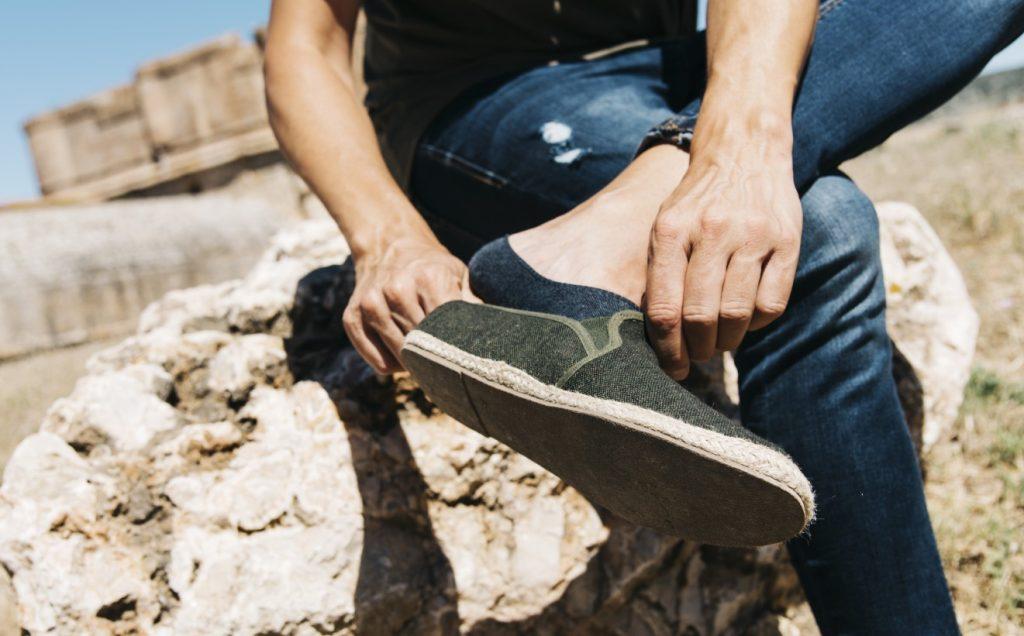 κοντές κάλτσες