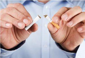 οχι στο καπνισμα