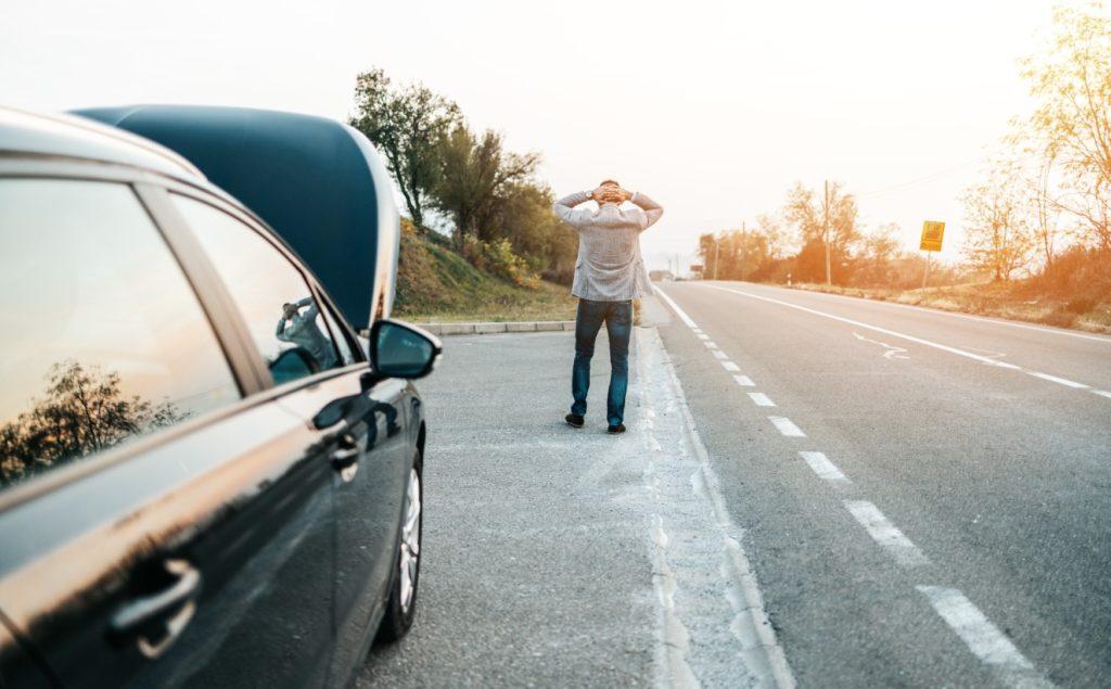 πρόβλημα στο αυτοκίνητο