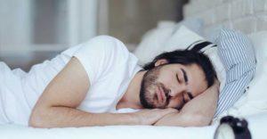 ανδρας κοιμάται