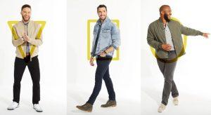 outfit σωματότυπο άνδρες δείχνεις πιο ελκυστικός