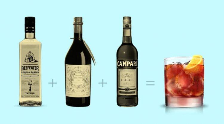 4 καλοκαιρινά cocktails για να φτιάξεις μόνος σου