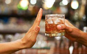 οχι στο αλκοολ