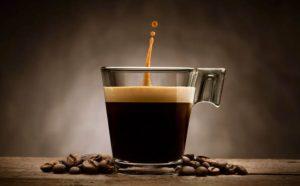 espresso καφές