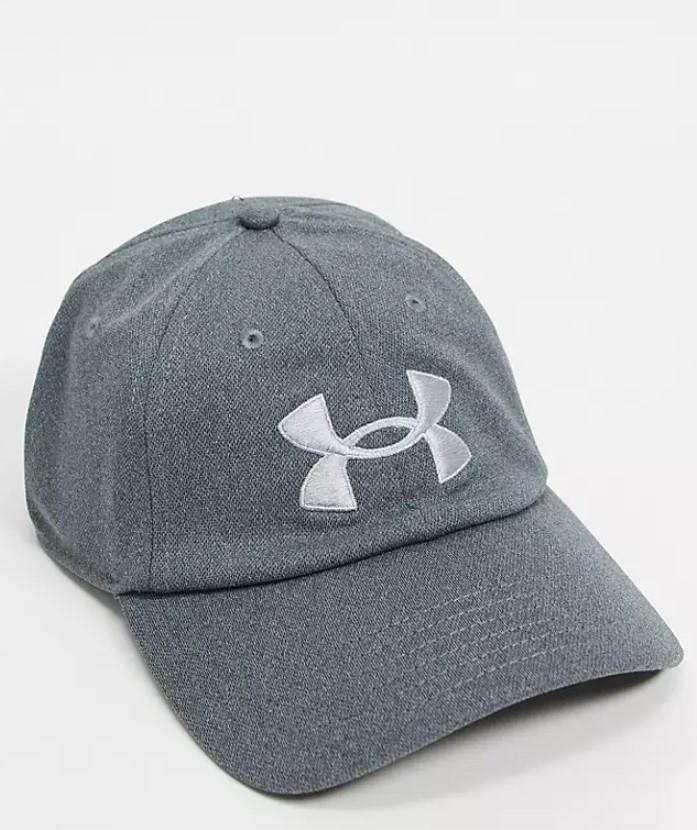 γκρι ανδρικό καπέλο