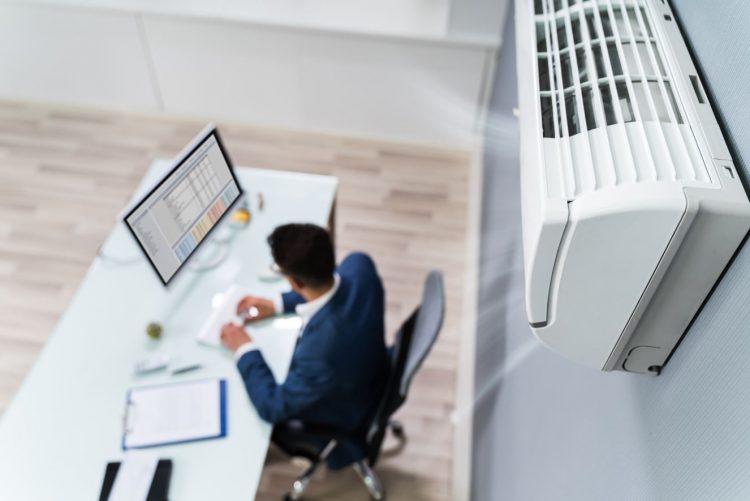 κλιματιζομενη αίθουσα air condition