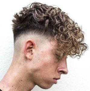 σγουρό μαλλι