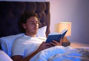 βιβλίο κρεβάτι
