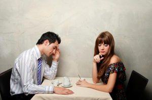 αποτυχημένο ραντεβού