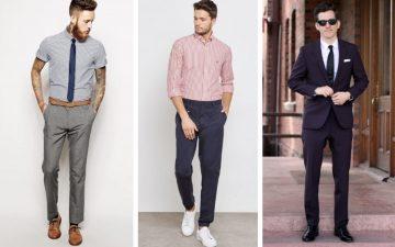 ποια ρούχα να φοράει ένας άνδρας για να φαίνεται πιο ψιλός