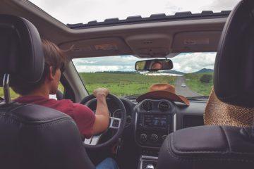ταξίδι με αυτοκίνητο