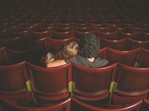 ζευγάρι θέατρο