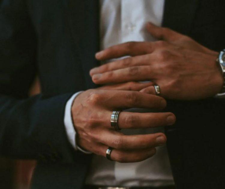 ανδρικά δαχτυλίδια