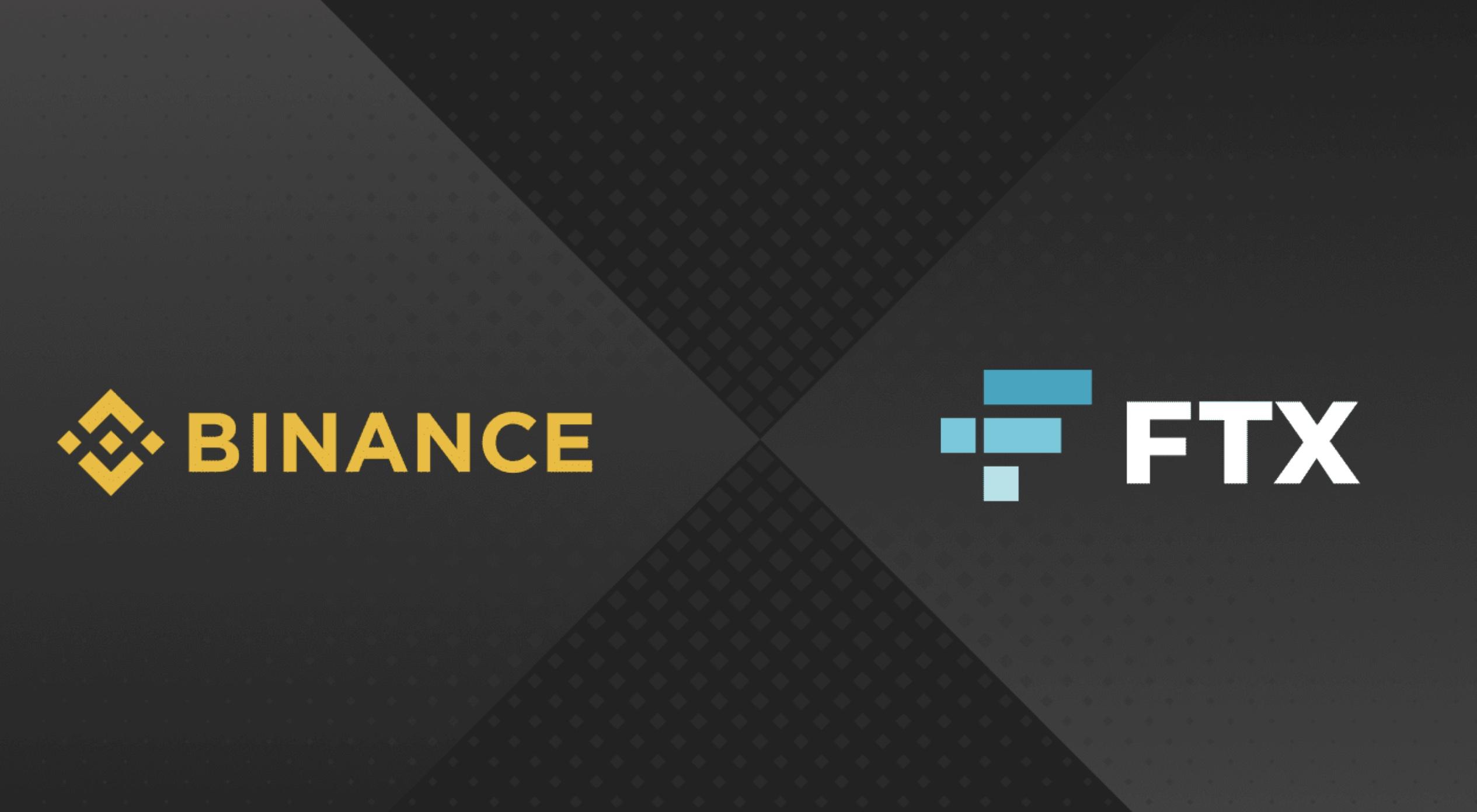 binance - ftx