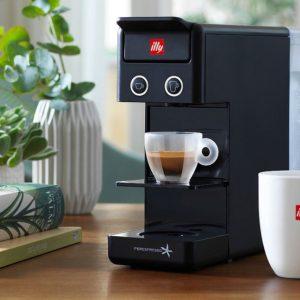illy μηχανή espresso