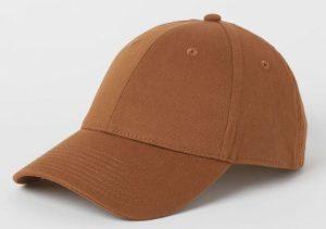 καφέ καπέλο