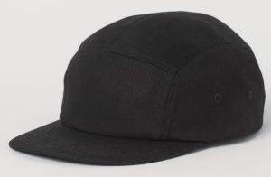 μαύρο καπέλο