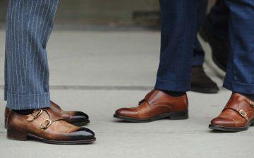 παντελόνια καφέ παπούτσια στιλιστικά ατοπήματα