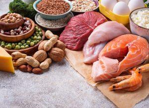 τρόφιμα πρωτεΐνη μην κάψεις τους μυς