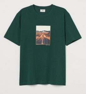 tshirt πράσινο