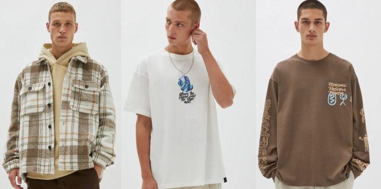 ανδρικά ρούχα pull&bear