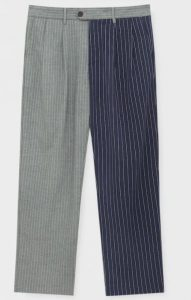 διχρωμο παντελόνι