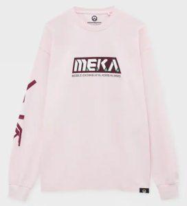 ροζ μακρυμανικο